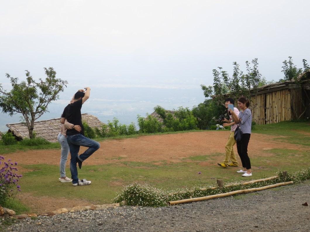 turisti Chiang Mai