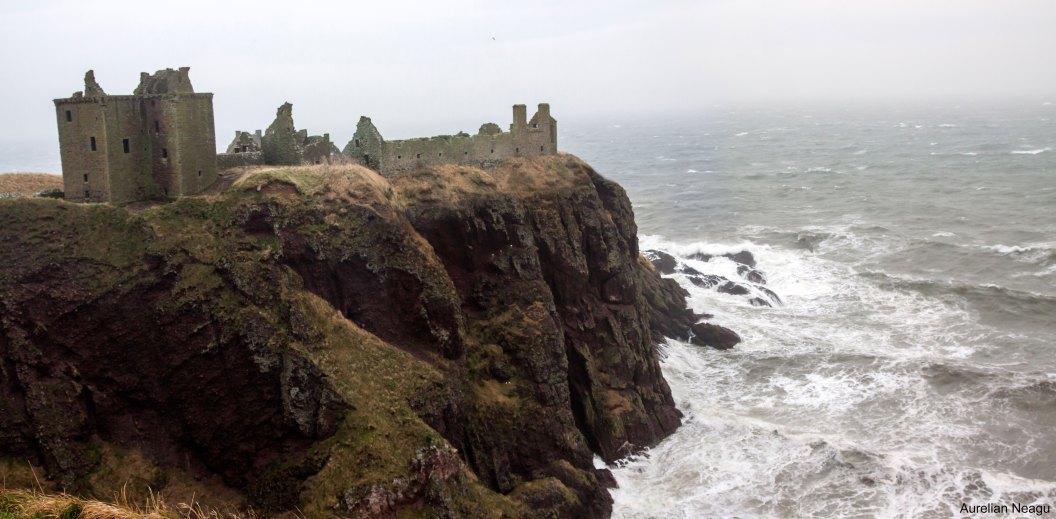Castelul Dunnottar 7