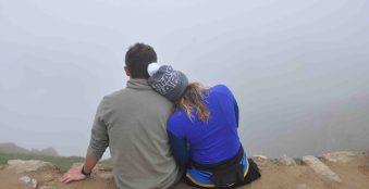glorious views on Machu Picchu