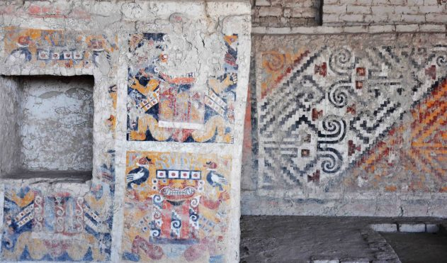 cool paintings that survived the past 1400 years