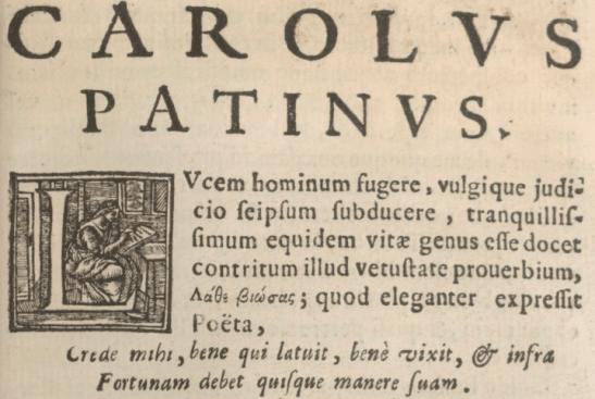 Patin Lyceum