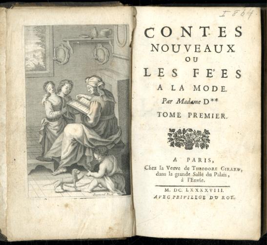 Contes nouveaux 1