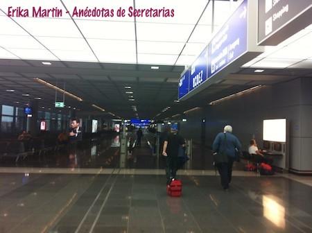 aeropuerto Frankfurt