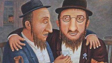 Ребе, я хочу пожертвовать миллион на синагогу. - Анекдоты