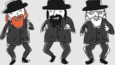 Самые смешные анекдоты про евреев