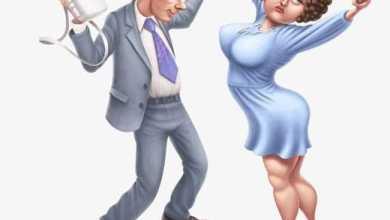 Неверный муж изменяет жене, а верный - изменяет мужской природе! - Анекдоты