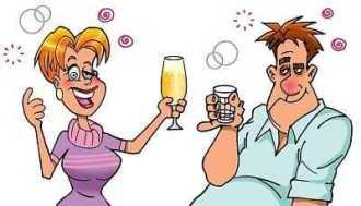 Водка — напиток, помогающий снять напряжение и женщину - Анекдоты