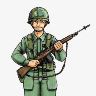 И учтите, в армии можно жаловаться только на короткий срок службы! - Анекдоты