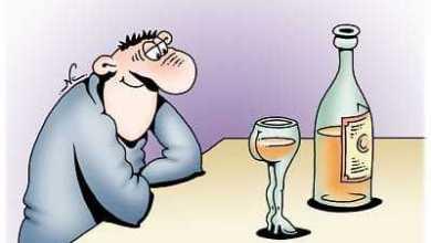Анекдоты про пьяниц - Приходит алкоголик лечиться...