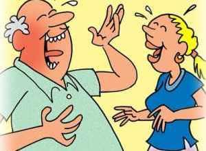 Средний палец — лидер на рынке мгновенных сообщений. - Анекдоты