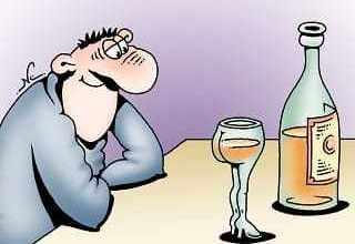 Анекдоты про пьяниц - Решил мужик в кино сходить. Купил три бутылки водки