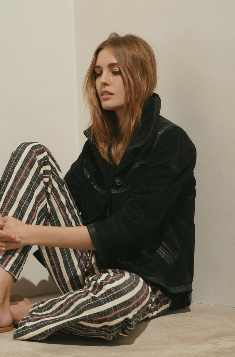 Isabel Marant Etoile Spring 2015 An Eclectic Eccentric