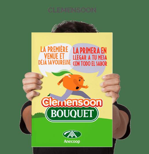 Folleto Clemensoon Bouquet