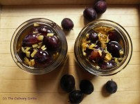 Preserved Plums