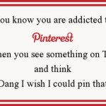 My Name is Stephanie and I'm Addicted to Pinterest….