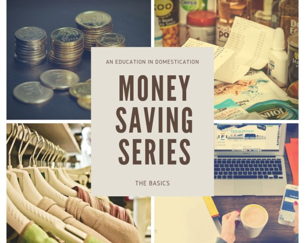 money saving series header