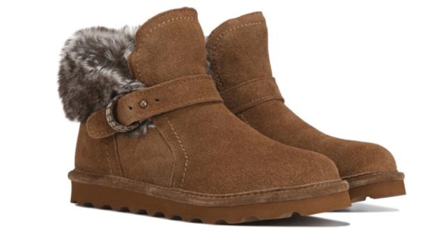Bearpaw Koko Water Resistent Short Snow Boots