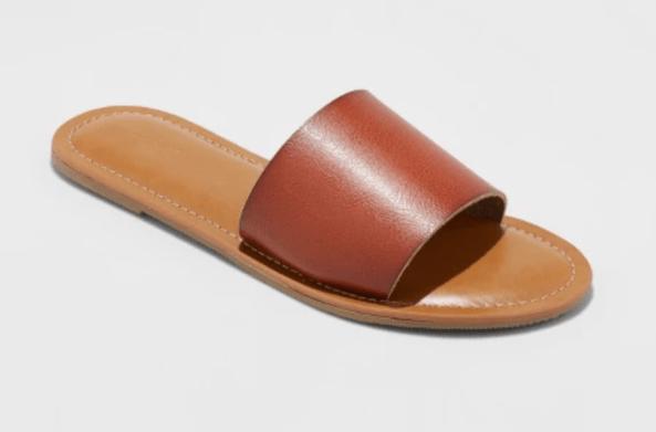 Universal Thread Kerrigan Slide Sandals Target