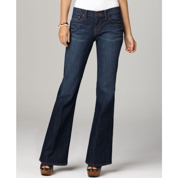 Lucky Sweet N Flare Dark Wash Jeans