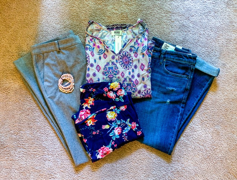 May 2019 Stitch Fix