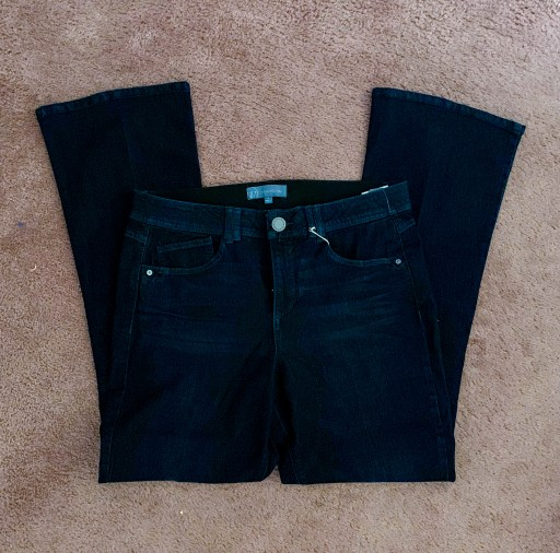Wit & Widsom Ab-Solution Itty Bitty Bootcut Jeans