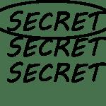 I've Been Keeping A Secret….