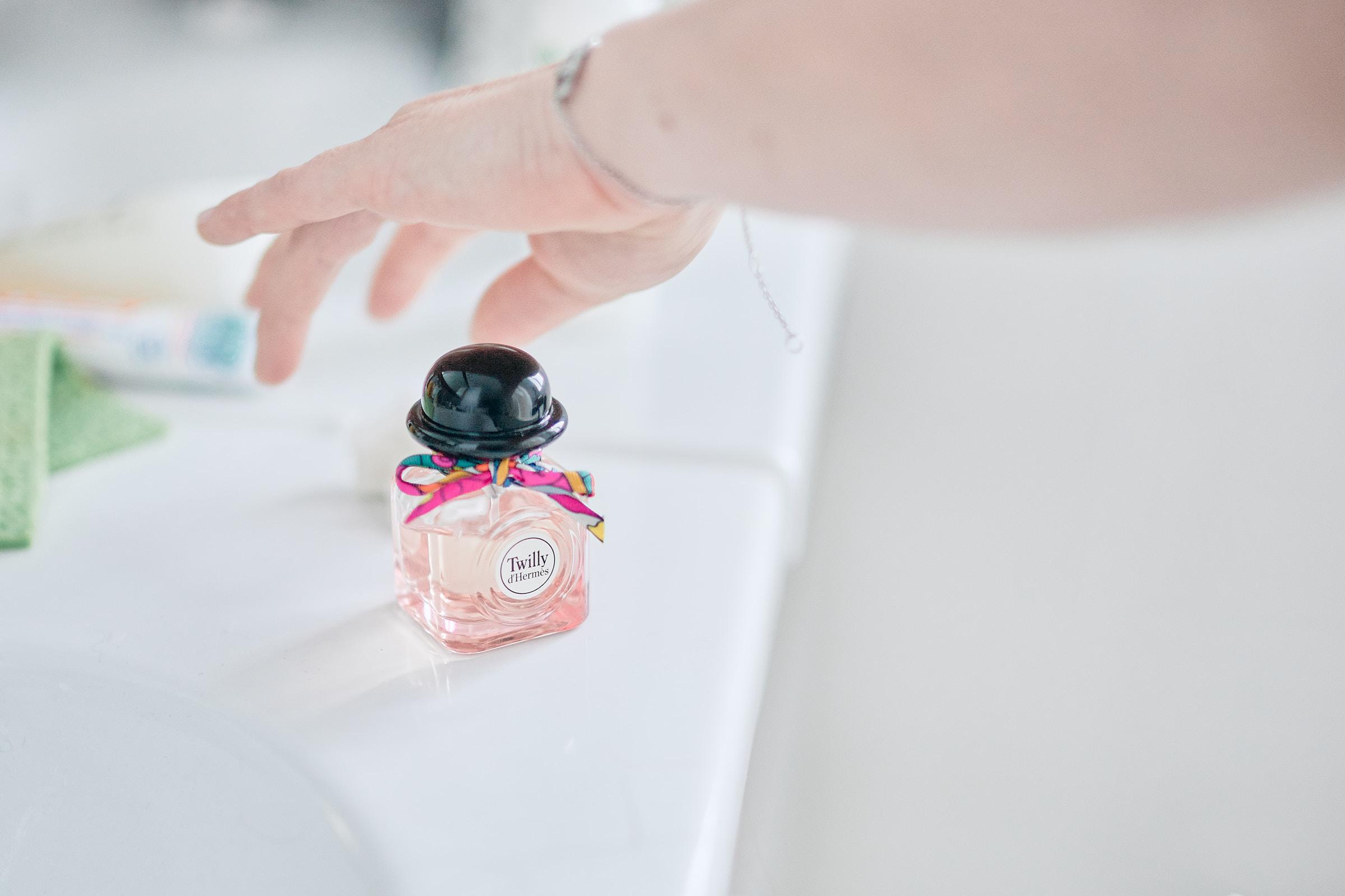 le parfum de la mariée Twilly d'Hermès