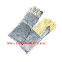 Jual Aluminized Protective Gloves Blue Eagle AL165 (Blue Eagle Aluminized Protective Gloves)