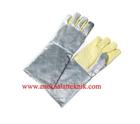 Jual Aluminized Protective Gloves AL165 Blue Eagle