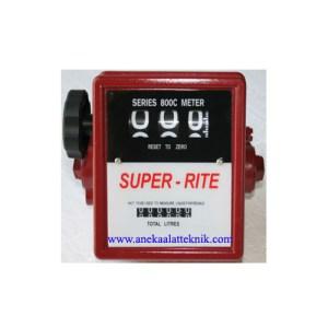 Jual Flowmeter Super Rite 800C