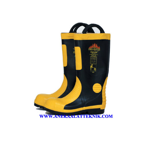 Jual HARVIK FIRE FIGHTER SHOES