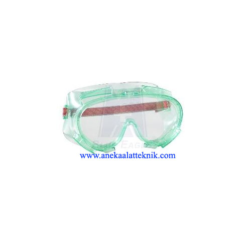 Jual Chemical Goggle SG104 Blue Eagle (Kacamata Kimia Blue Eagle SG104)