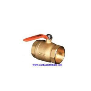 Jual Ball Valve Brass Bronze
