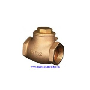 Jual Check Valve Brass, Bronze