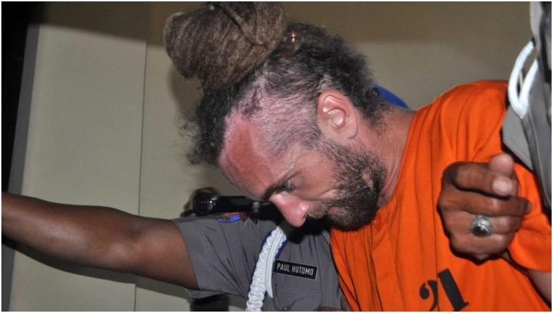 Sempat Membantah, David Taylor Akhirnya Akui Bunuh Aipda Wayan Sudarsa
