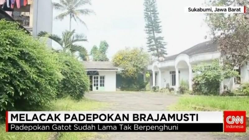 Padepokan Gatot Brajamusti di Sukabumi Ternyata Sudah Dijual