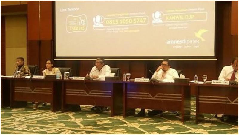 Sri Mulyani: Mayoritas Dana Amnesti Pajak Berasal dari Singapura