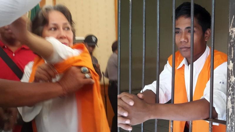 Permohonan Kasasi Kedua Pembunuh Bocah Engeline Ditolak