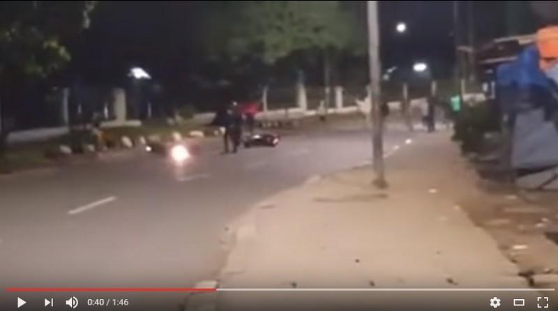 Warga Jagakarsa: Video Geng Motor Serang Pemotor Terjadi Februari