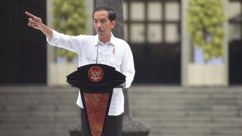 Buntut PT 20-25%, Jokowi Mungkin Lawan Kotak Kosong di Pilpres 2019