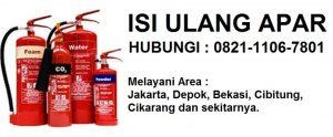 ISI ULANG REFILL APAR JAKARTA