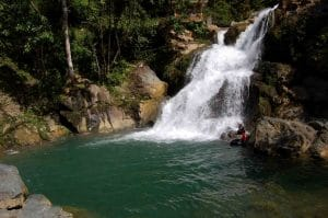 Air Terjun Suhom