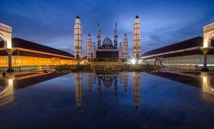 Masjid Agung Jawa Tengah - Semarang