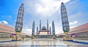 Masjid Pusat Jawa
