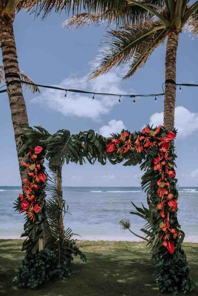 wedding details and decor