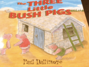 books about australia for kids