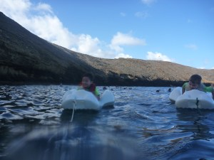 snorkeling with kids in maui