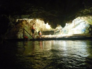 cenotes with kids in cancun