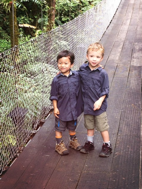 Global Kids Adventures: traveling to Costa Rica with kids
