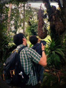 seattle kids visit costa rica for the first time